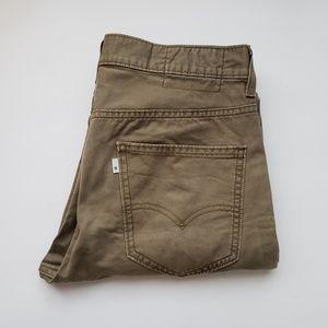 Levi's Khakis Men's Pants Size 33/30